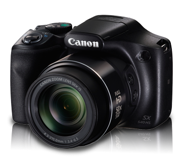 PowerShot SX540 HS - Canon India - Personal