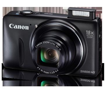 Canon PowerShot SX600HS