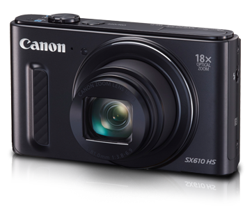 PowerShot SX610 HS - Canon India - Personal