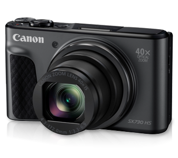 PowerShot SX730 HS - Canon India - Personal