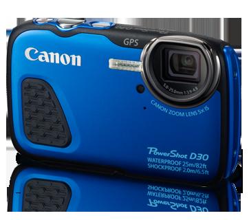 PowerShot D30 - Canon Singapore - Personal