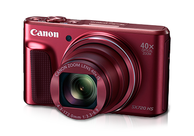 PowerShot SX720 HS - Canon India - Personal
