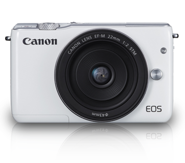 EOS M10 Kit II (EF-M15-45mm IS STM & EF-M22mm STM) - Canon Singapore - Personal
