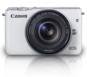 EOS M10 Kit III (EF-M15-45mm IS STM & EF-M55-200mm IS STM) - Canon Singapore - Personal