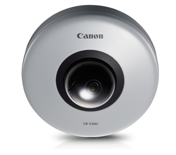 VB-S30D - Canon Malaysia - Personal