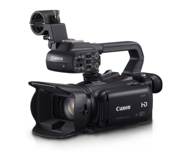XA20 - Canon India - Business