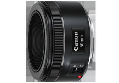 EF50mm f/1.8 STM