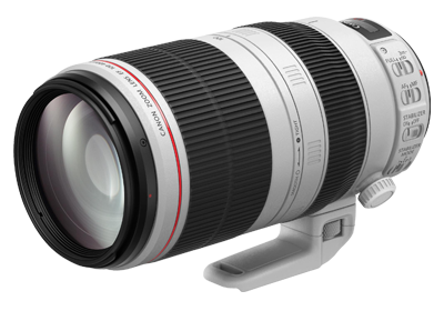 EF100-400mm f/4.5-5.6L IS II USM