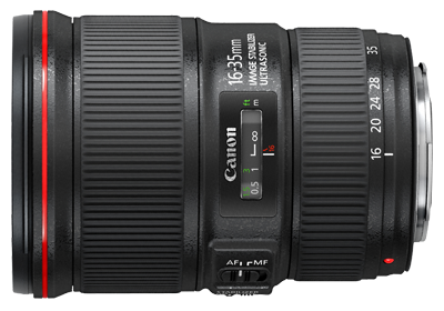 EF16-35mm f/4L IS USM