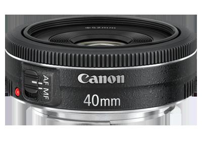 EF40mm f/2.8 STM