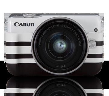 กล้อง Canon EOS M10 มิเรอร์เลสเปลี่ยนเลนส์ได้รุ่นใหม่ ...