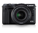 EOS M3 Kit II (EF-M18-55 IS STM & EF-M55-200 IS STM) image