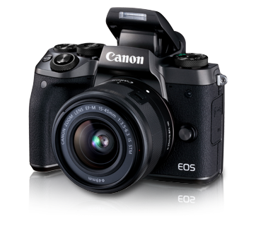 EOS M5 Kit (EF-M15-45 IS STM) - Canon Thailand - Personal