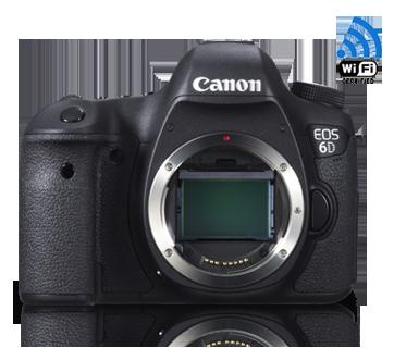 EOS 6D (Body) - Canon Thailand - Personal