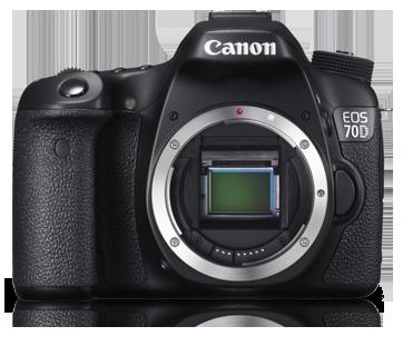 EOS 70D (Body) - Canon Thailand - Personal