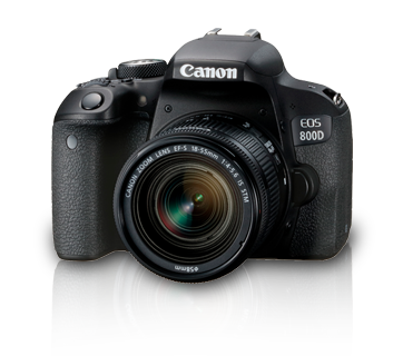 EOS 800D Kit (EF S18-135 IS STM) - Canon Thailand - Personal
