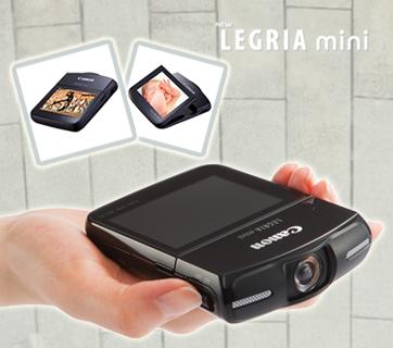 LEGRIA Mini - Canon Thailand - Personal