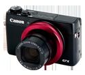 PowerShot G7 X (Red-ring Edition) image