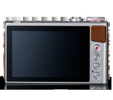 PowerShot G9 X - Canon Vietnam - Personal