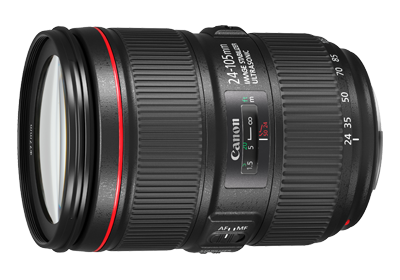 EF24-105mm f/4L IS II USM