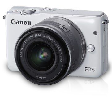 EOS M10 Kit (EF-M15-45mm) - Canon Vietnam - Personal