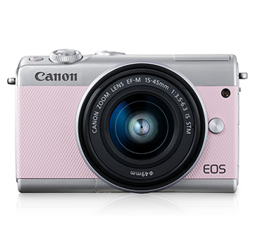 EOS M100 Kit (EF-M15-45 IS STM) - Canon Vietnam - Personal