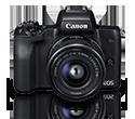 EOS M50 Kit (EF-M15-45 IS STM) image