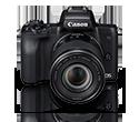 EOS M50 Kit (EF-M15-45 IS STM & EF-M55-200 IS STM) image