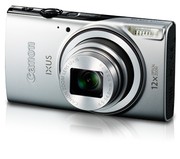 IXUS 275 HS - Canon Vietnam - Personal