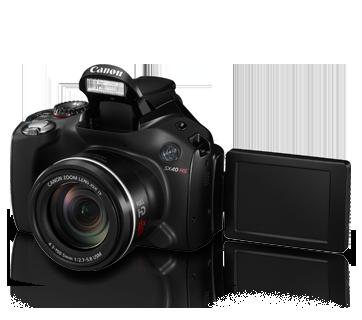 Máy ảnh Canon SX40 HS