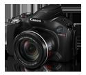 PowerShot SX40 HS image