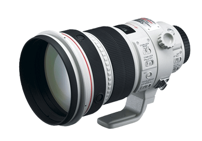 EF200mm f/2L IS USM