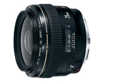 EF28mm f/1.8 USM