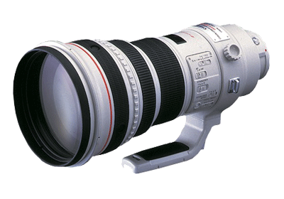 EF400mm f/2.8L IS USM