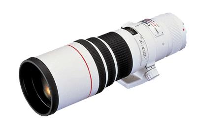 EF400mm f/5.6L USM