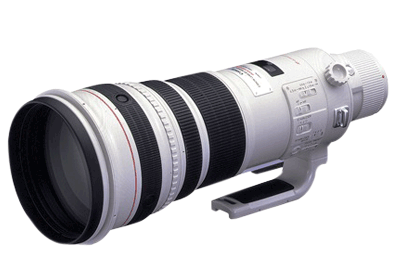 EF500mm f/4L IS USM