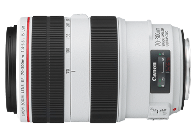 EF70-300mm f/4-5.6L IS USM