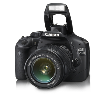 EOS 550D Kit (EF S18-55IS)  - Canon Malaysia - Personal