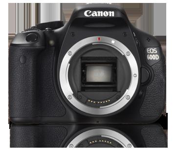EOS 600D - Canon Malaysia - Personal