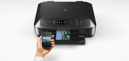 Canon Pixma MG5770 Advanced All-In-One Wi-Fi Printer